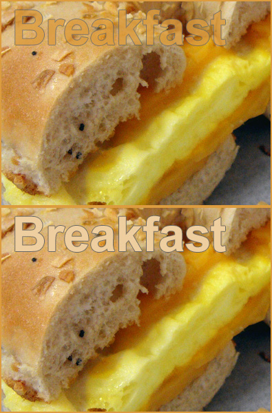 Click here to find out about our breakfast choices