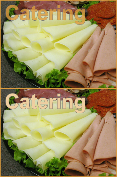Click here to find out about our catering